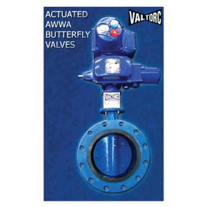 AWWA Butterfly Valve Series 1500