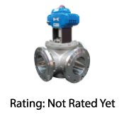 Flanged 3-Way Ball Valve Series 210