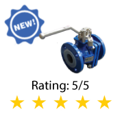 Flanged Carbon Steel Ball Valve Series 470