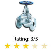 Flanged End Globe Valve 150