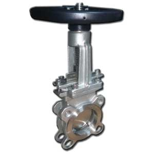 Metal Seated Knife Gate Valve