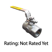 Reduced Port 1-Piece Ball Valve Threaded Series 102