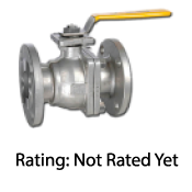 Reduced Port Flanged Industrial Ball Valve Series 170