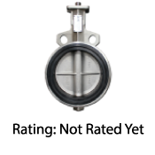 Stainless Steel Butterfly Valve Series 1400