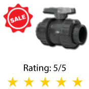 True Union PVC Ball Valve Series 340