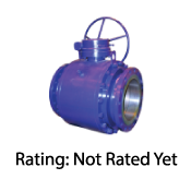Two-Piece Trunnion-Mounted Ball Valve Series 300
