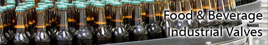 Food & Beverage Industry Valves Top Header