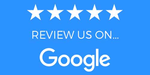 Graphic for reviewing on Google