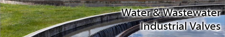 Water Industry Valves Top Header