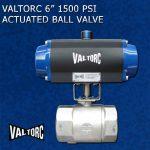 1500 PSI Ball Valve