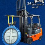 36-inch Butterfly Valves