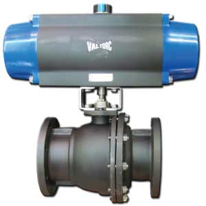Flanged Full Port Carbon Steel Ball Valve Series 195