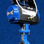 Actuated Butterfly Valve Positioner High-Performance
