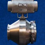 Actuated Sanitary Plug Valve-Actuated 12-inch