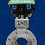 Actuated V-Port Ball Valve