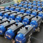 Actuated Valve Packages Ready To Ship