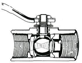 Ball valve internal