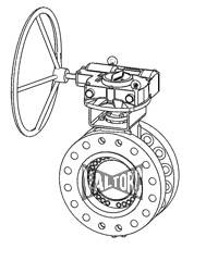 What is a butterfly valve?