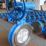Butterfly Valve Production Shipment 559