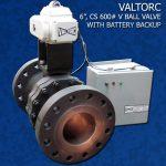 CS V-Port 600lb 6-inch
