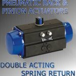 Double Acting Air Actuator