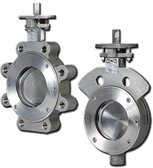 Double Eccentric High-Performance Butterfly Valves