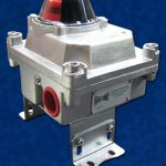 Explosion-Proof Limit Switch Positioner
