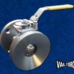 Flush Bottom Valtorc Valves