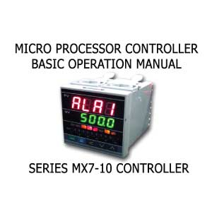 Process Controller MX-7-10 2