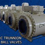 Valtorc Trunnion Ball Valve 5-Pack