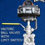 Valve With Limit Switch